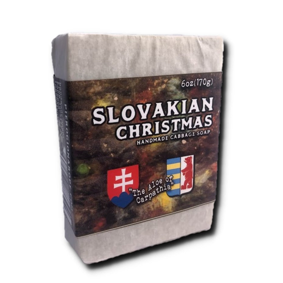 Slovakian Christmas Soap