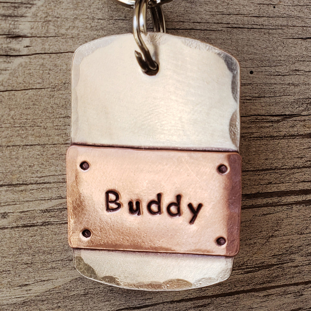 Medium Buddy Tag