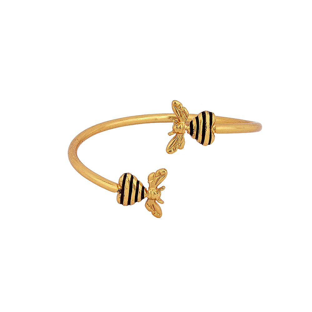 Bee Loved Cuff