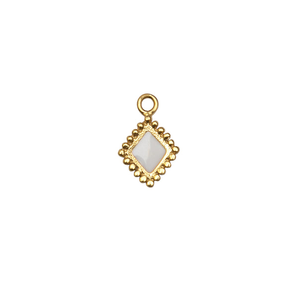 Single Diamond Charm