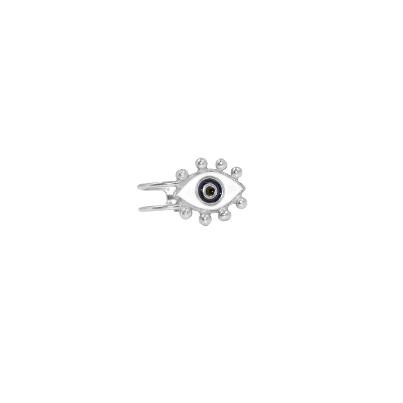 The Third Eye Earcuff Plata