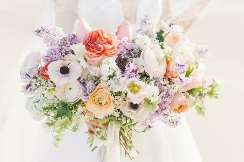 How to choose a wedding bouquet? Analyze from flower material and shape for you
