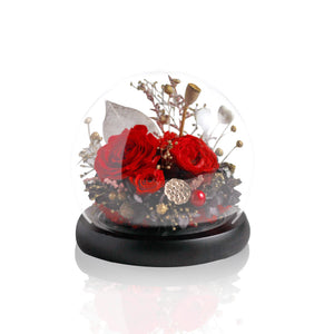 Preserved Rose (Red)