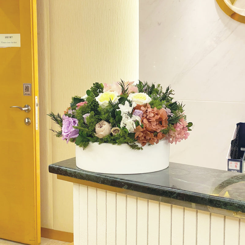 Commercial Concierge flower|Eternal Rose|Preserved Flower|Léselle