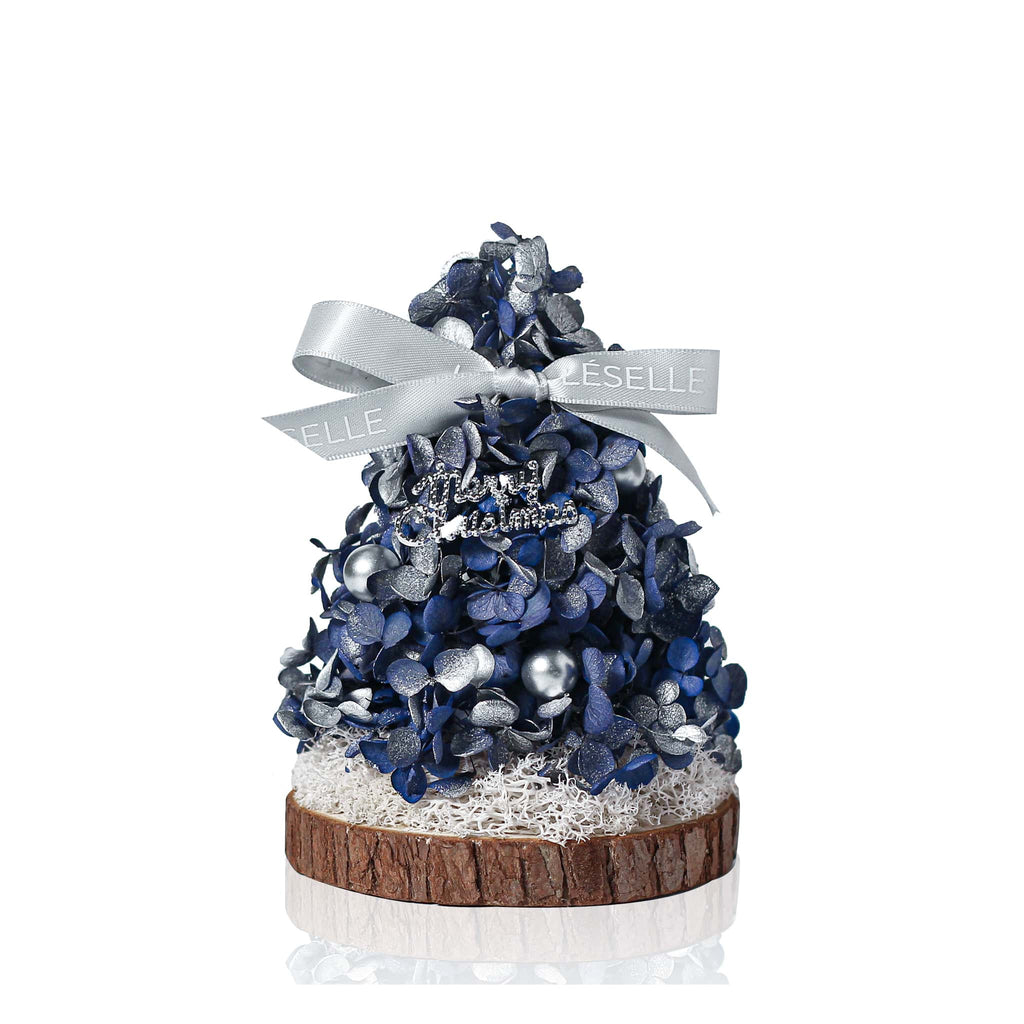 Mini Eternal Christmas Tree (Blue)