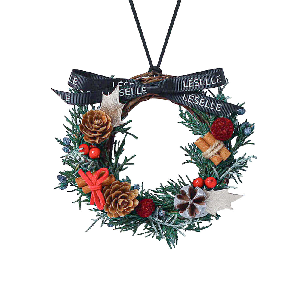 Mini Eternal Christmas Wreath 迷你聖誕永生花環