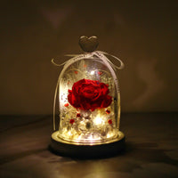 Mini Rose (Red)|Forever Rose|Eternal Rose|Preserved Flower|Léselle