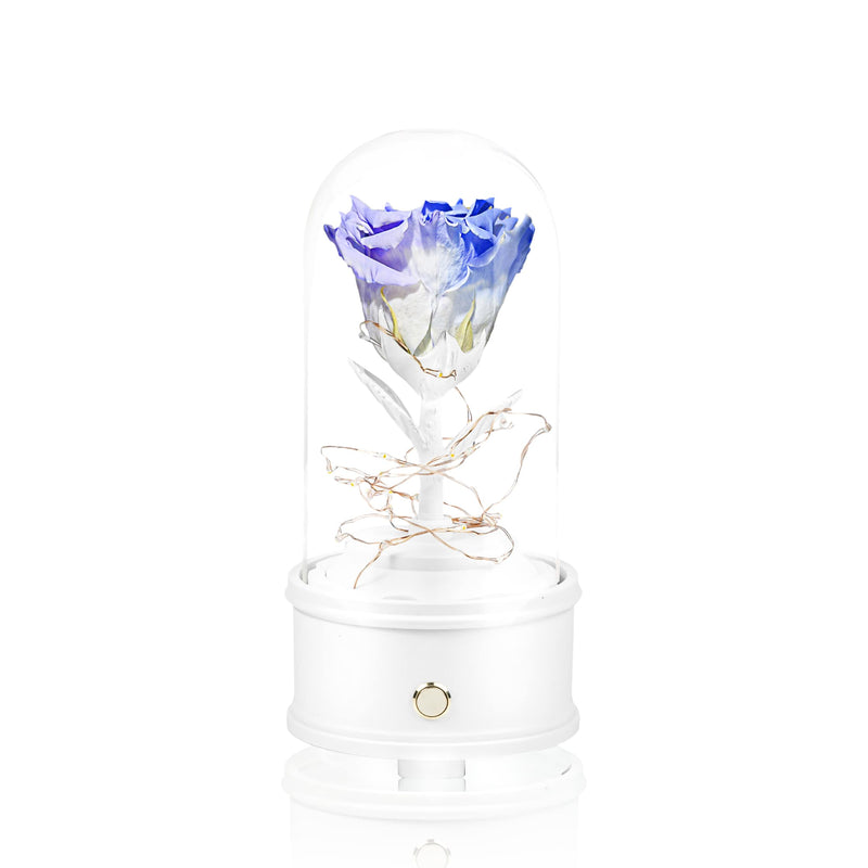 Eternal Rose Bluetooth Speaker 保鮮花永生花藍牙喇叭