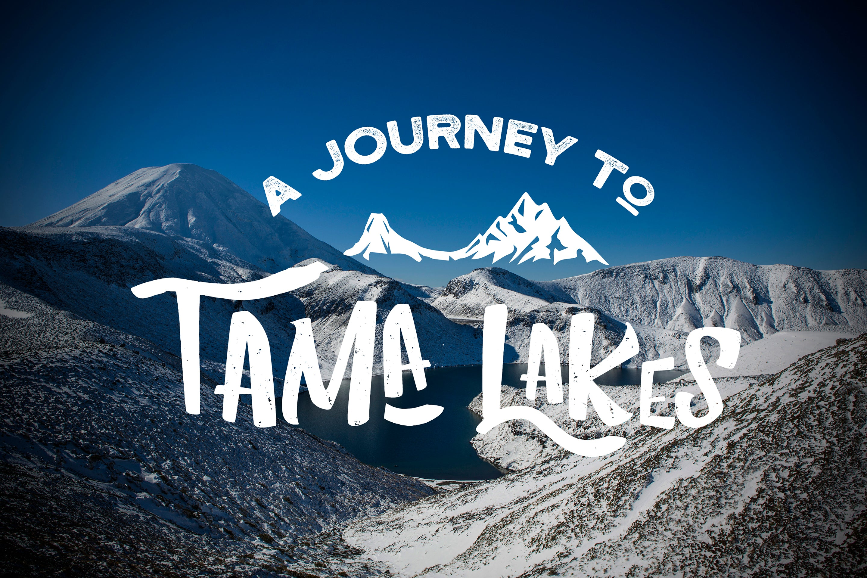 A Journey to Tama Lakes • Sanborn Scout Field Log
