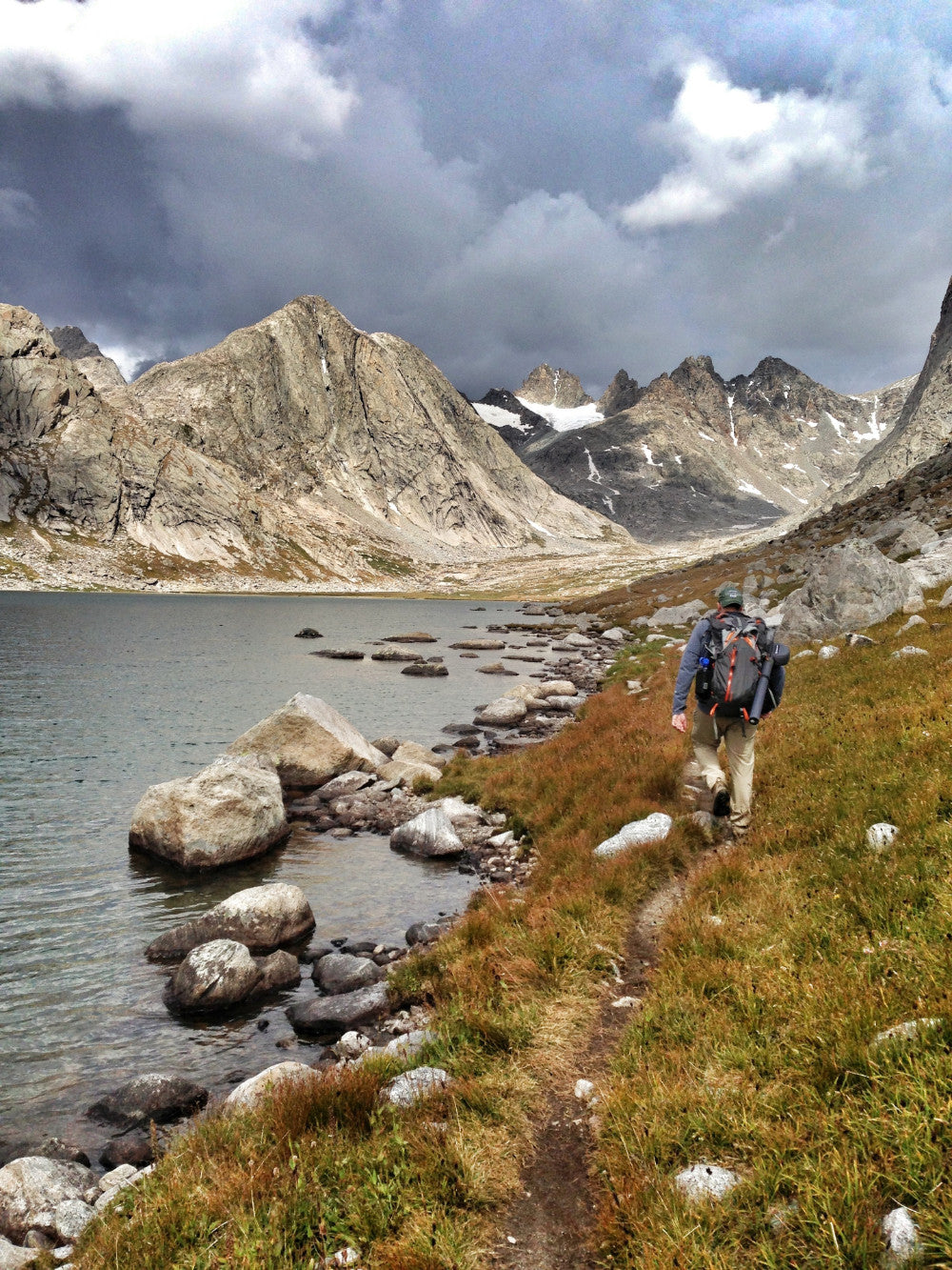 Wyoming's Epic Wind River Range • Sanborn Scout Field Log