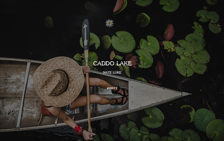 Caddo Lake • Sanborn Scout Field Log