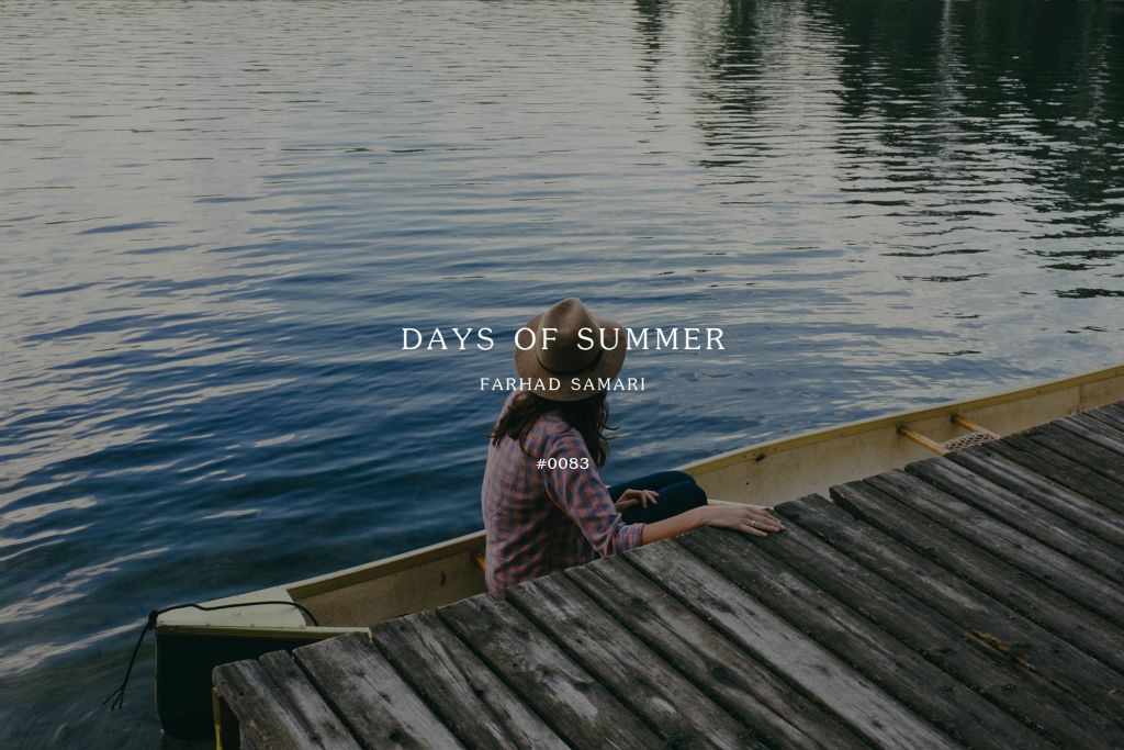 Days of Summer • Sanborn Scout Field Log
