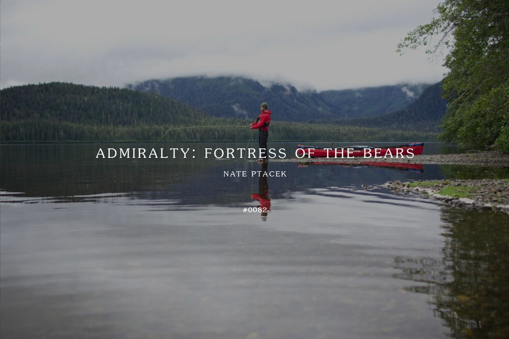 Admiralty: Fortress of the Bears • Sanborn Scout Field Log