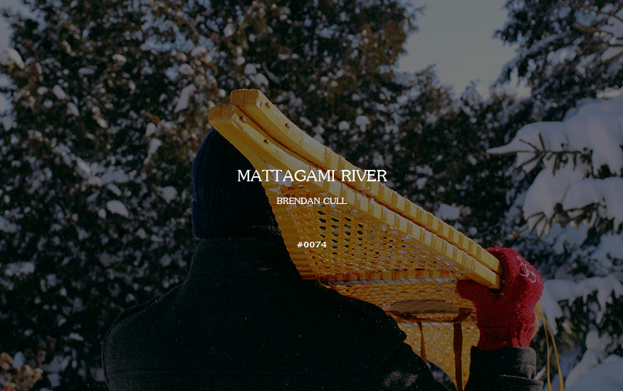 Mattagami River Showshoe • Sanborn Scout Field Log
