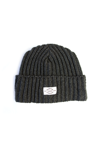 MERINO WOOL BEANIE - Thick Cut