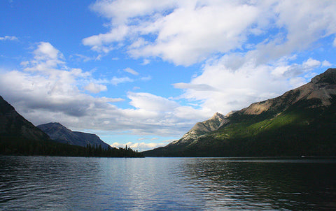 WATERTON TO GLACIER