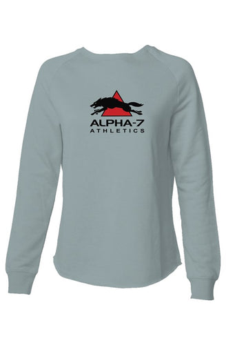 Womens Sage Sweatshirt