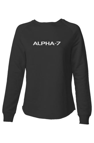 Womens Black Sweatshirt