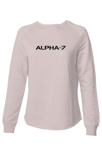 Womens Blush Sweatshirt