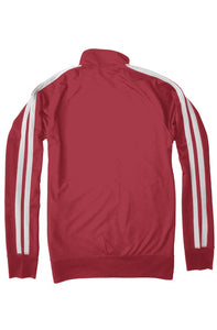 Brick Red Track Jacket