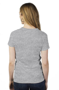 Womens Gray Heather Tshirt