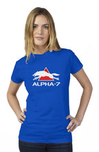 Load image into Gallery viewer, Womens Royal Blue Tshirt