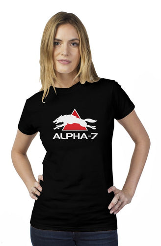 Womens Black Tshirt
