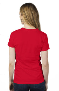 Womens Red Tshirt