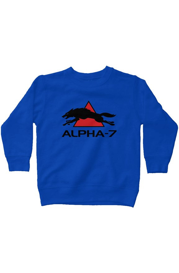 Kids  Royal Blue Sweatshirt