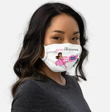 Load image into Gallery viewer, Pink Crusader Premium Face Mask 2