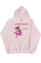 Load image into Gallery viewer, Pink Crusader Pullover Hoodie 1