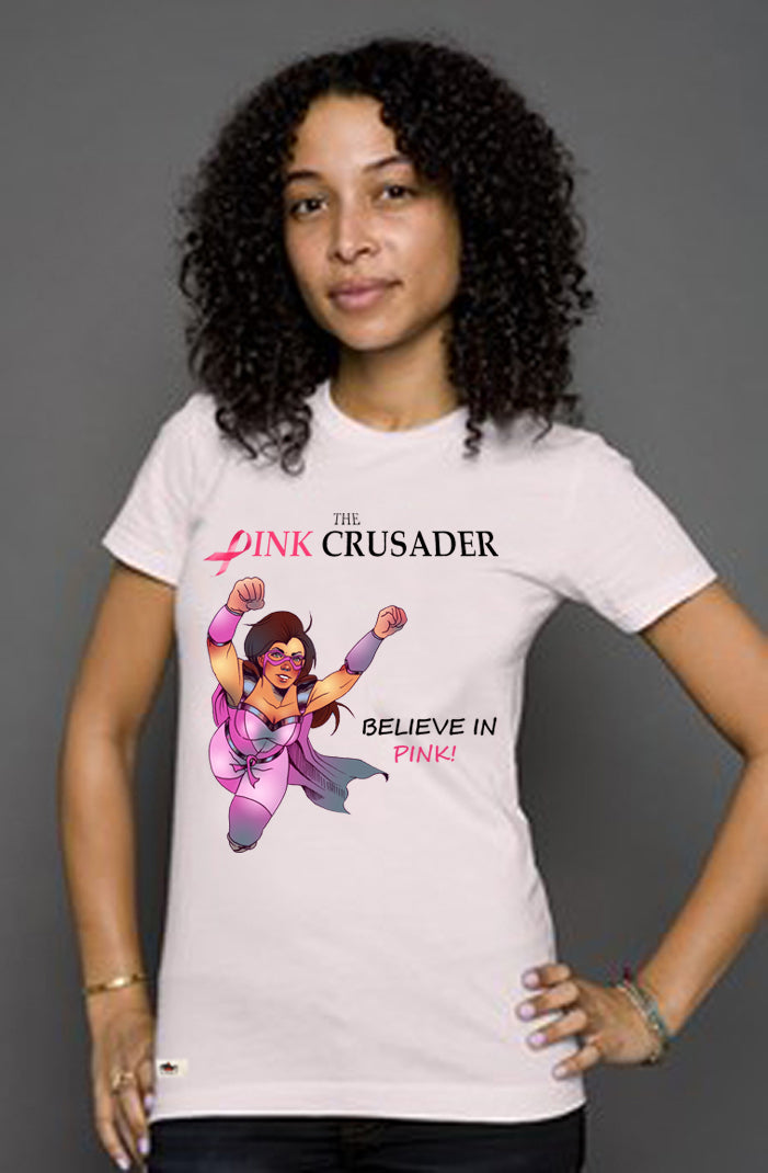 Pink Crusader Shirt 3