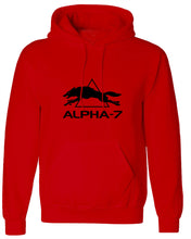 Load image into Gallery viewer, Red Pullover Hoodie