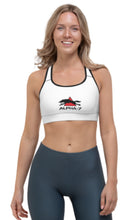 Load image into Gallery viewer, Sports Bra White
