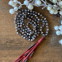 Load image into Gallery viewer, Holiday Tassel Necklaces