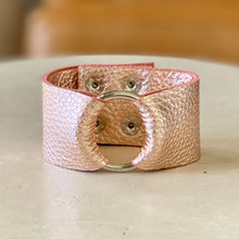 Load image into Gallery viewer, Rose Gold Wide Cuff