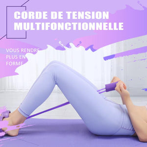 Corde de tension multifonctionnel - body trimmer