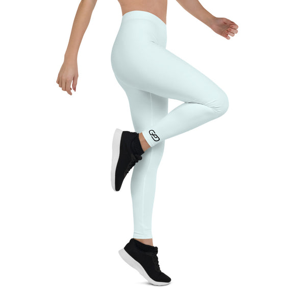 GPD Pro Team Leggings - Crystal Blue - Full Length