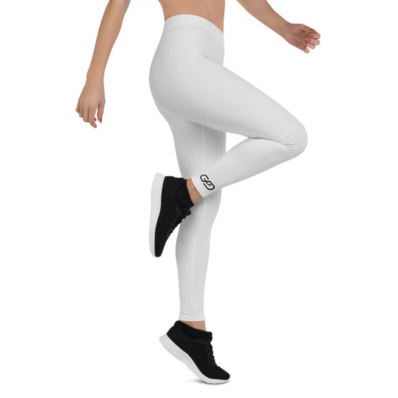 GPD Pro Team Leggings - Light Gray - Full Length