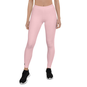 GPD Pro Team Leggings - Light Pink - Full Length