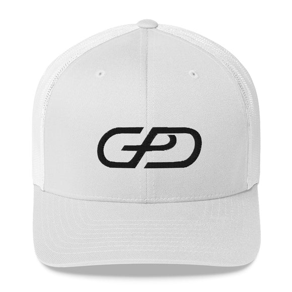 GPD PRO TEAM Trucker Hat - WHITE