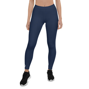 GPD Pro Team Leggings - Navy - Full Length