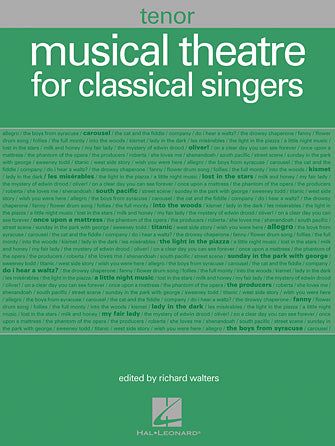 Musical Theatre for Classical Singers - Tenor
