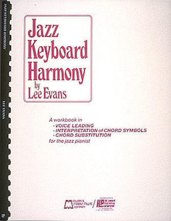 LEE EVANS JAZZ KEYBOARD HARMON