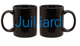 Official Juilliard Mug