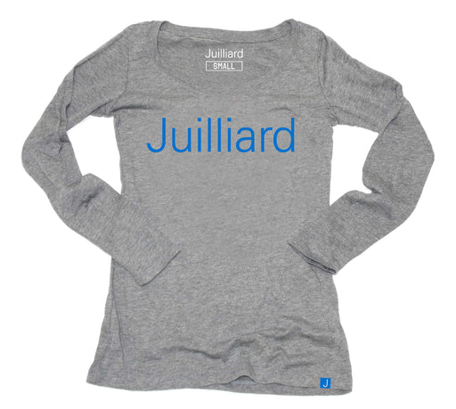 Juilliard Women's Long Sleeve Logo T-Shirt
