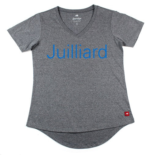 Juilliard Women's V-Neck T-Shirt