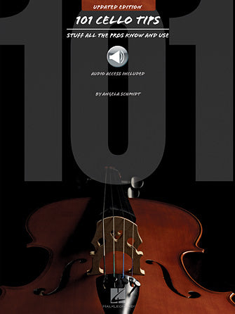 101 Cello Tips - Updated Edition