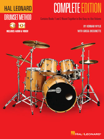 Hal Leonard Drumset Method - Complete Edition