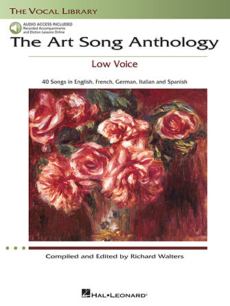 Art Song Anthology, The - Low Voice